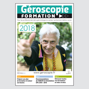 Catalogue de formation 2018